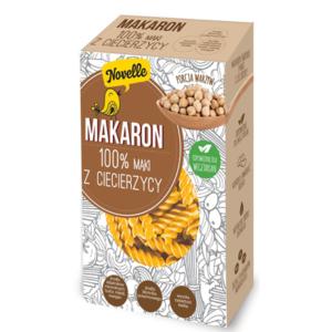 makaron 100% mąki z ciecierzycy